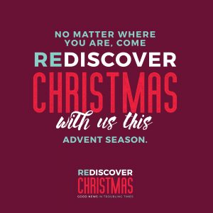 Rediscover Christmas Advent Reading
