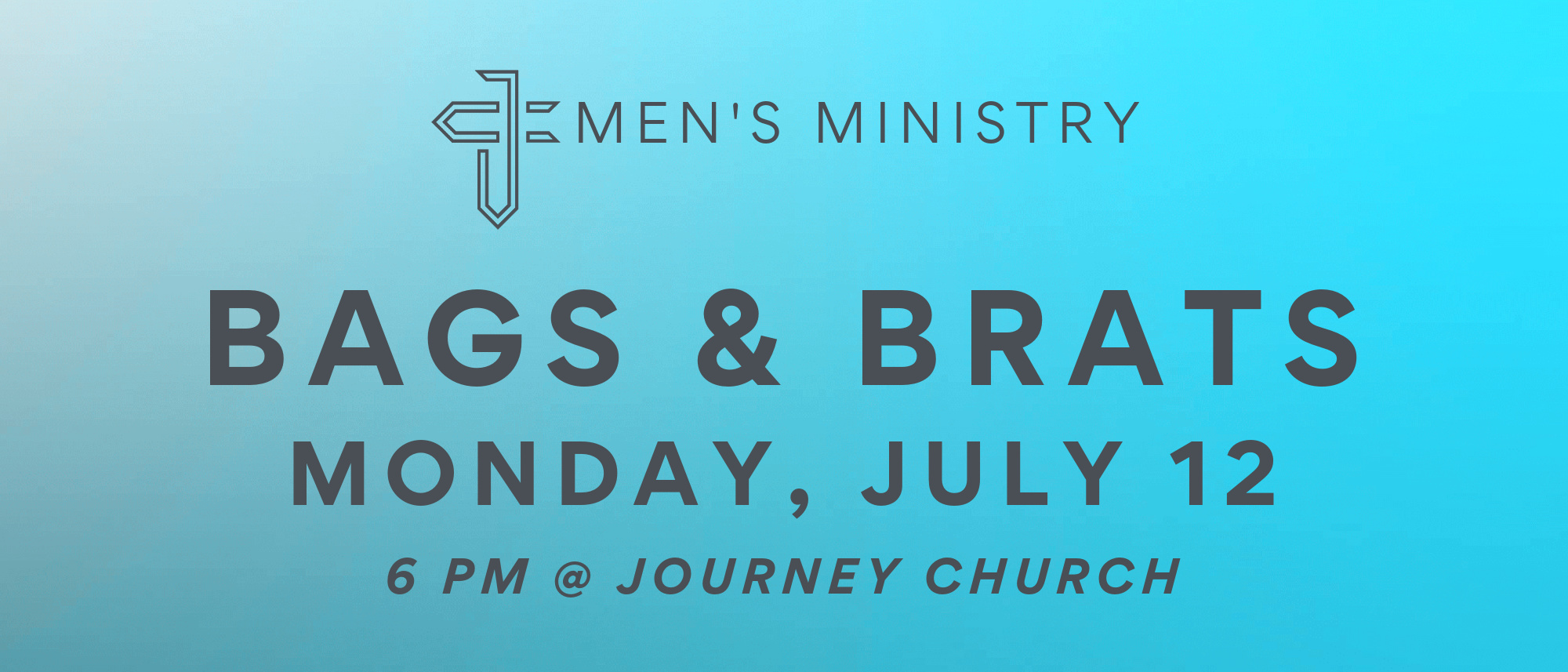 Bags and Brats at Journey Church on July 12